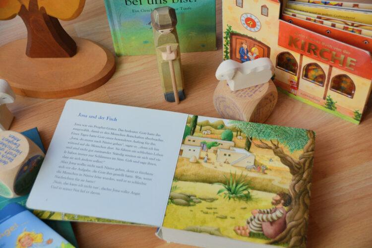 Taufgeschenk Bilderbuch Kinderbibel