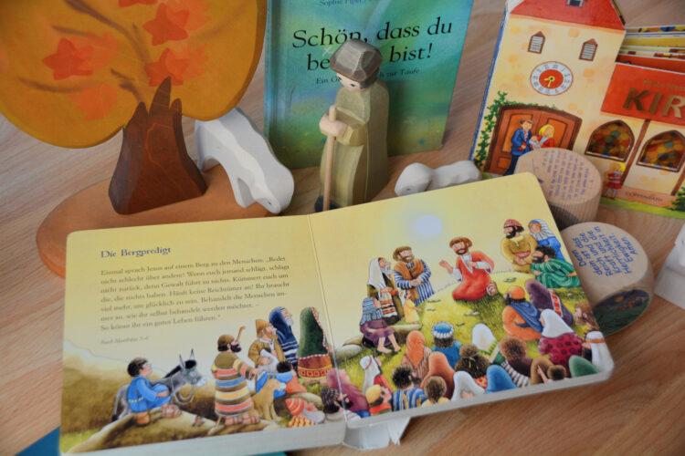 Taufe Kinderbibel Bibelgeschichten