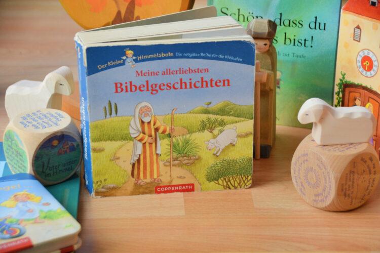 Kinderbibel für die Kleinsten