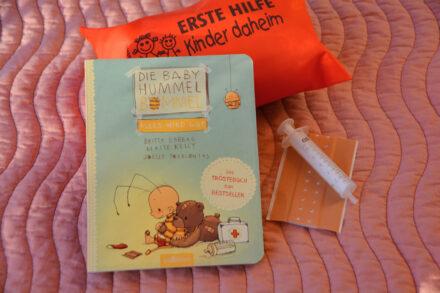 Die Baby Hummel Bommel – Alles wird gut: Das Tröstebuch für die Kleinsten