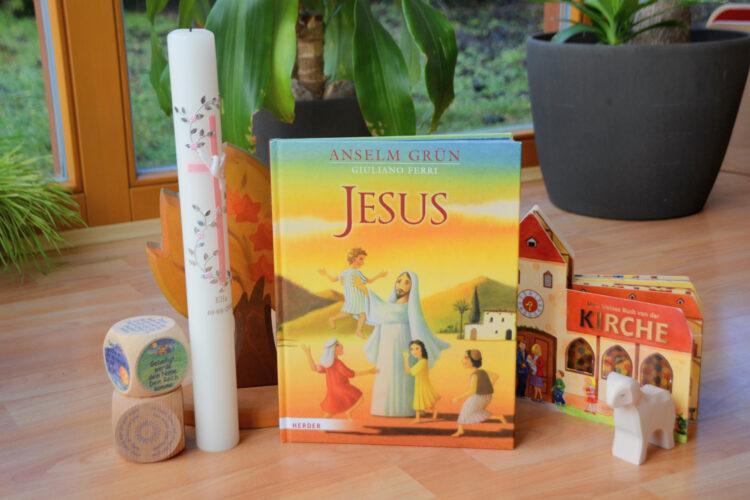 Anselm Grün Jesus