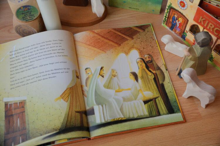 Kinderbuch zu Jesus Leben