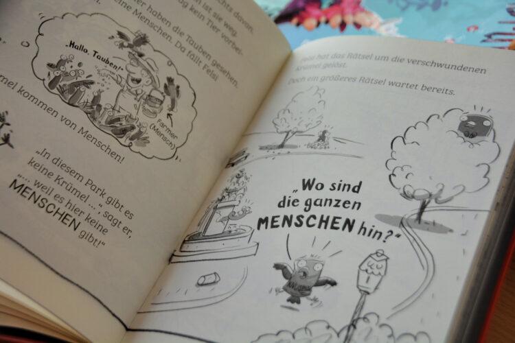 Loewe Wow Kinderbuch Tauben