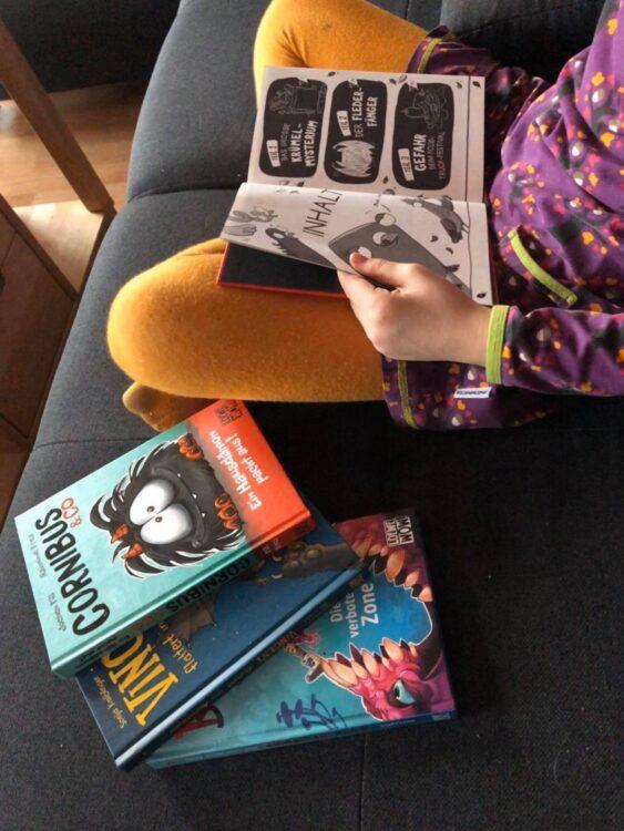 Leonie liest Loewe WOW!