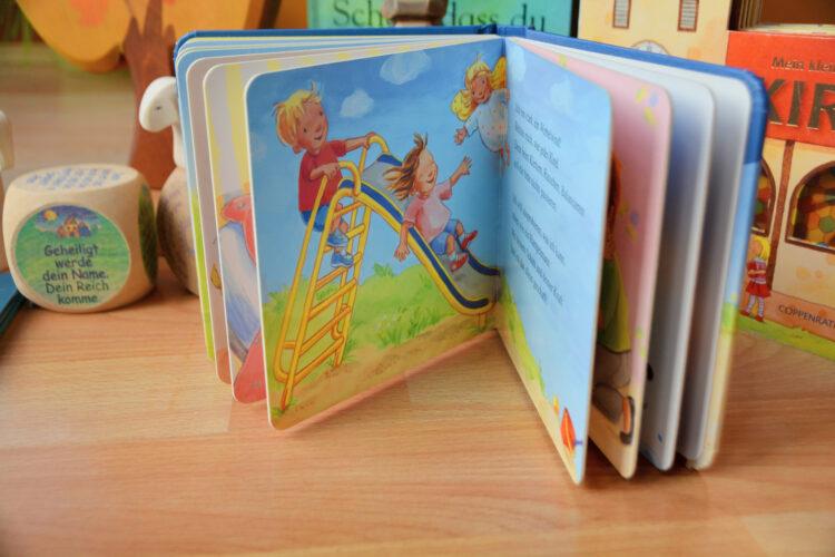 Kinderbuch Kinder beten