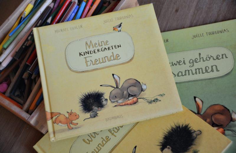 Meine Kindergarten Freunde: Ein Freundebuch nicht nur für Hase und Igel