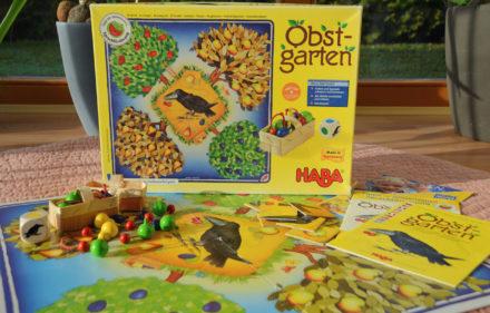 Obstgarten von HABA: Dieser Kinderspiel-Klassiker ist bei jedem Kind der Hit!