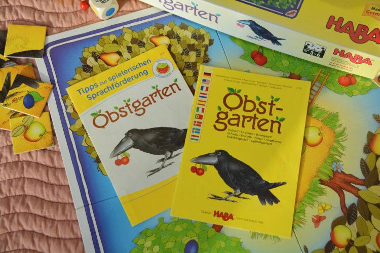 Sprachförderung Obstgarten