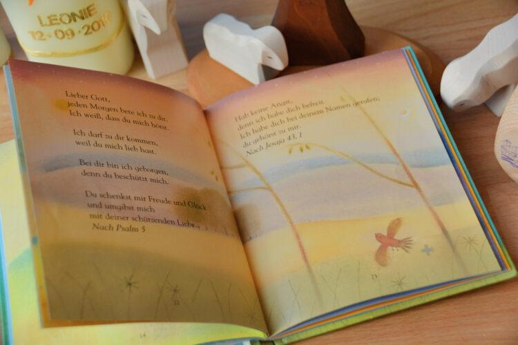 Taufkind Taufe Buch