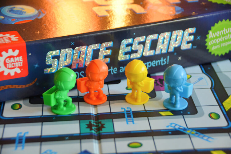Space Escape Nacktmulle