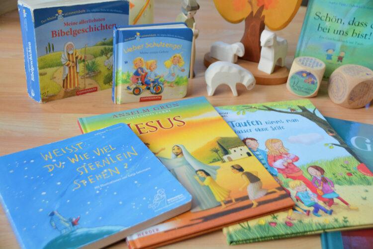 Bilderbücher zur Taufe für Kinder