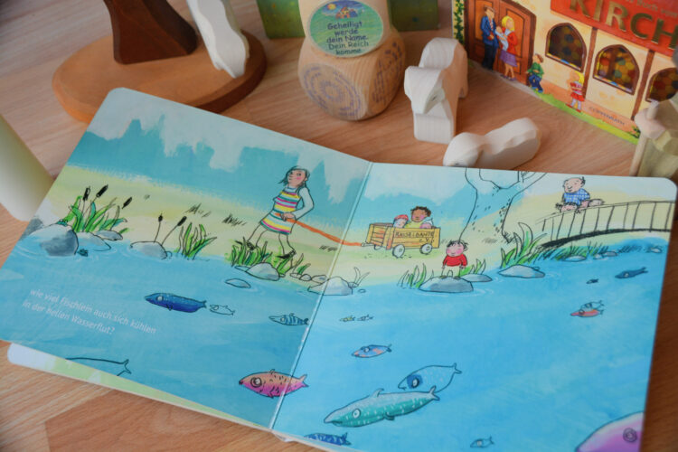 Kinderliedern in Kinderbüchern