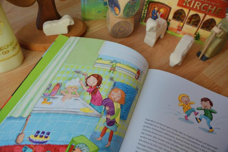 Kinderbuch Taufe