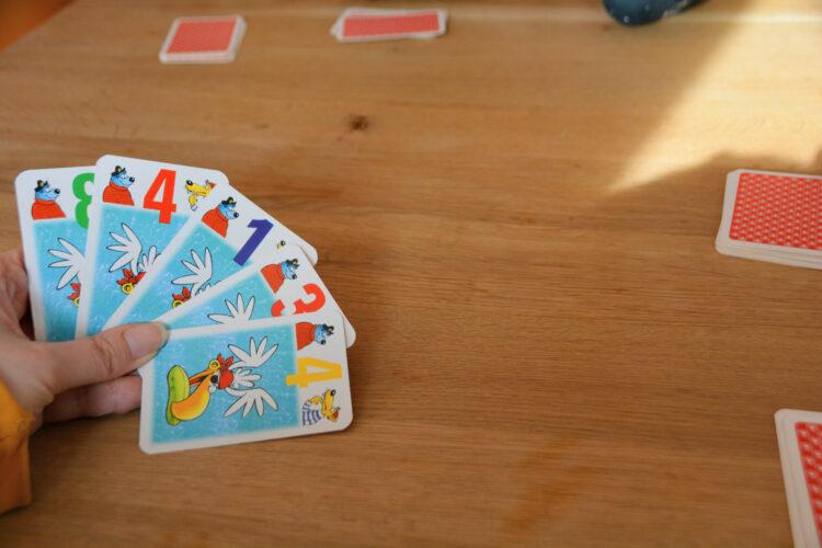 Käpt´n Blaubär Kartenspiel