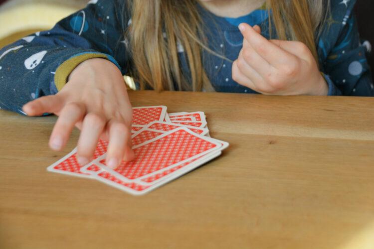 Kartenspiel 1+1 Einspluseins
