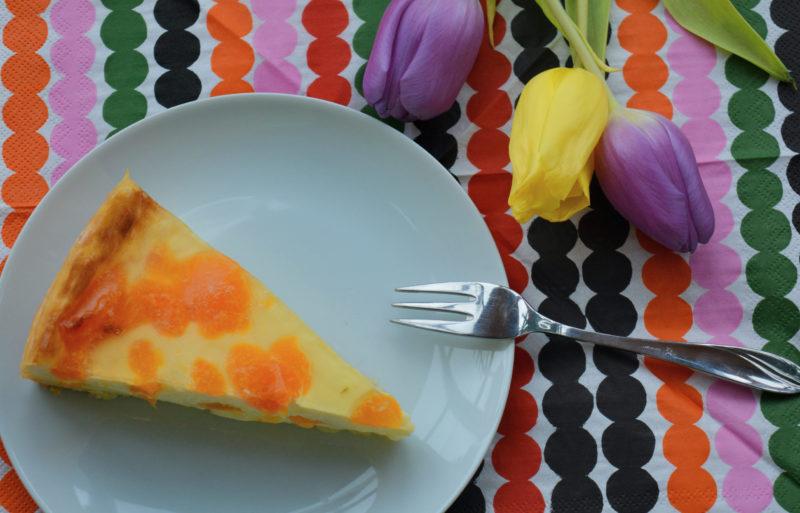 Mandarinen-Schmand-Kuchen: Frühlingshaft fruchtig, saftig und lecker!