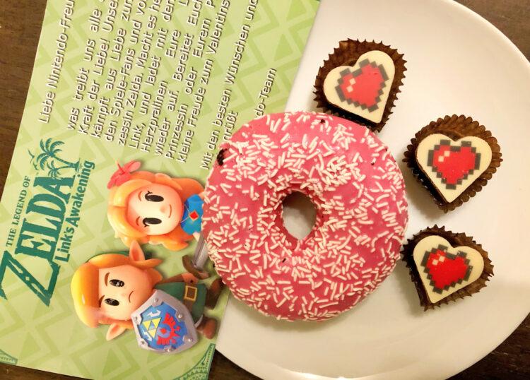 Valentinstag mit Nintendo