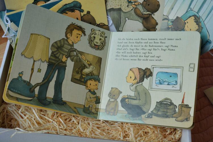 Ben und Bär Bilderbuch