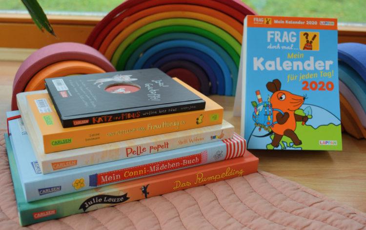 Pelle popelt, Conni-Mädchen-Buch, Katz und Maus