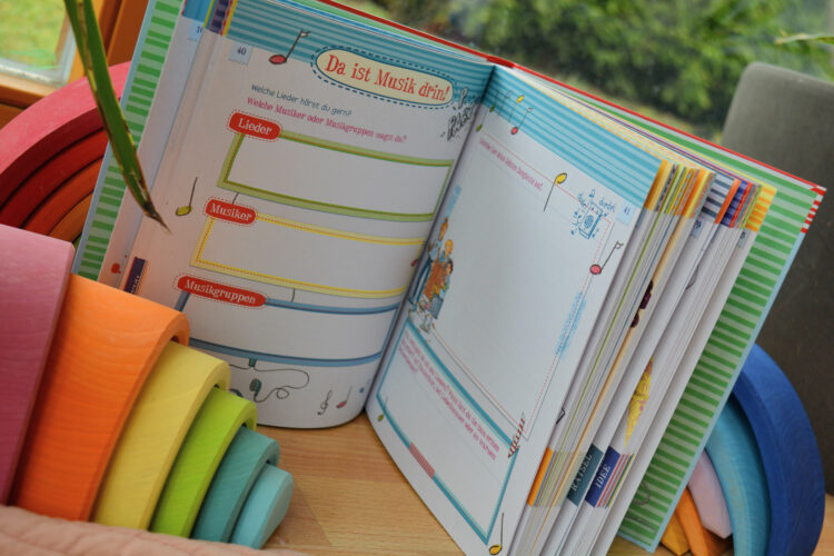 Conni-Mädchen-Tagebuch