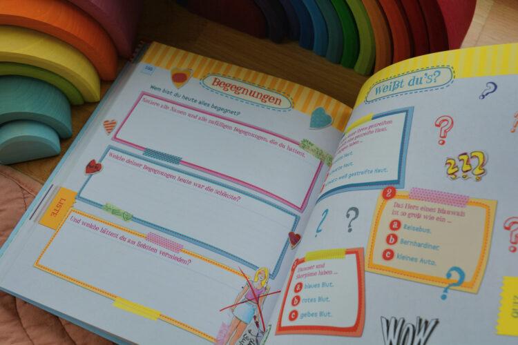 Conni-Mädchen-Buch zum Ausfüllen