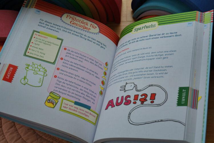 Conni-Mädchen-Buch Rezepte basteln
