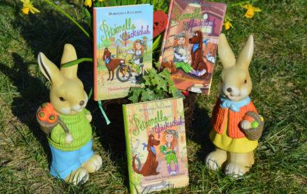 Petronella Glückschuh: Tiergeschichten für kleine Naturliebhaber! + Gewinnspiel