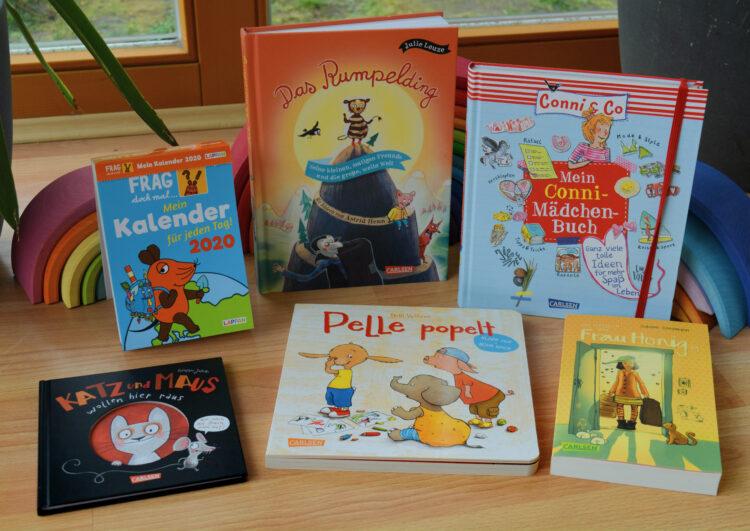 Carlsen Kinderbuch Pelle popelt Rumpelding
