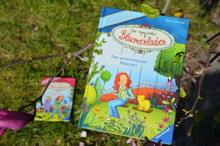 Der magische Blumenladen für Erstleser