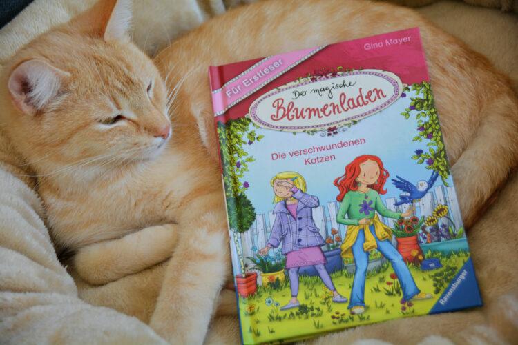 Der magische Blumenladen - Die verschwundenen Katzen