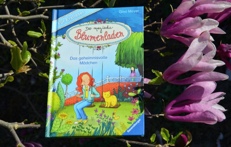 Der magische Blumenladen für Erstleser – Das geheimnisvolle Mädchen + Gewinnspiel