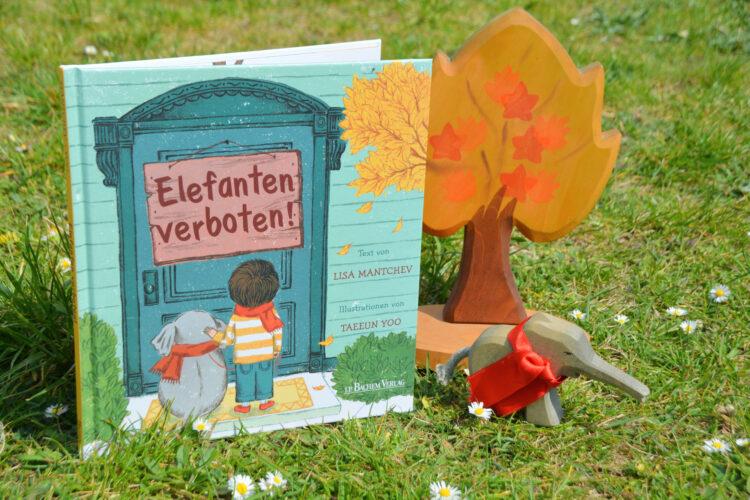Elefanten verboten! Kinderbuch