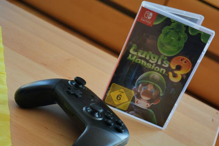 Luigi´s Mansion 3 Nintendo Switch