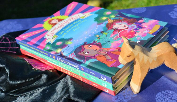 Simsalahicks! Kinderbuchreihe