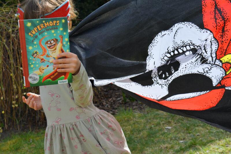 Heute ein Buch!: Supermops und der dreiste Dackelraub + Verlosung