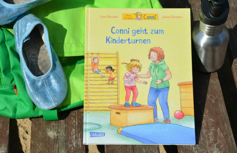 Neues von unserer Freundin Conni: Conni geht zum Kinderturnen