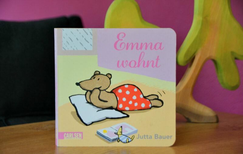 Emma wohnt: Die kleine Bärin Emma zeigt uns ihre Welt