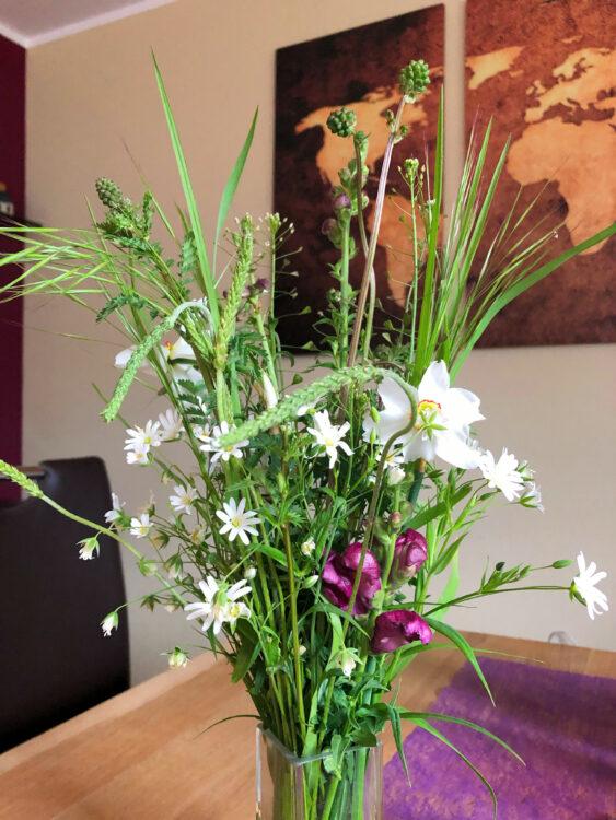 Muttertagsstrauß von Finkenblumen