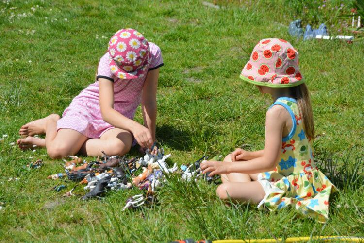 Kinder-Tag mit Schleich