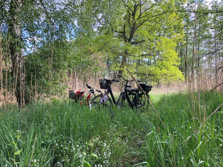 Fahrradtour zum 10. Geburtstag