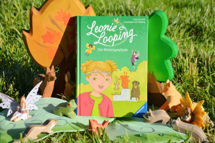 Leonie Looping Die Waldolympiade