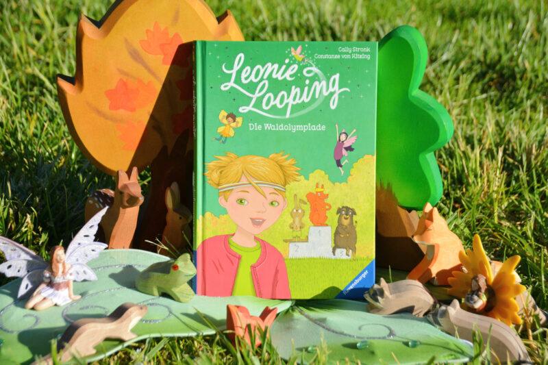 Leonie Looping: Die Waldolympiade – Kommt, wir halten uns fit! + Gewinnspiel