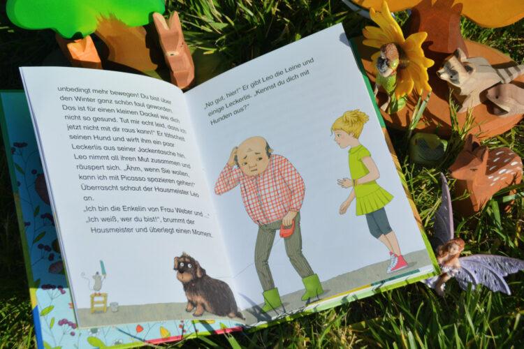 Waldolympiade Sport Kinderbuch