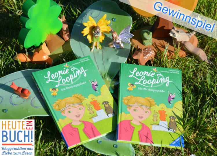 Leonie Looping: Die Waldolympiade