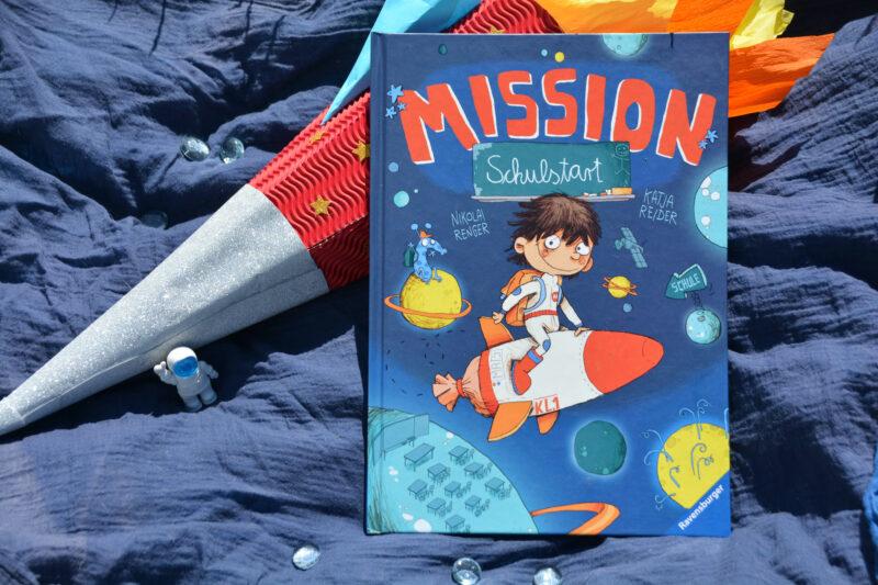 Mission Schulstart: Nächste Station – Einschulung! + GEWINNSPIEL