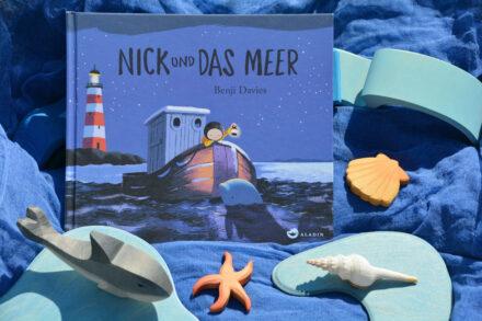 Nick und das Meer: Ein Wiedersehen mit dem Sturmwal!