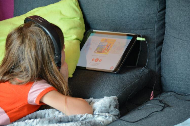 Ooigo Hörspiel-App Kinder