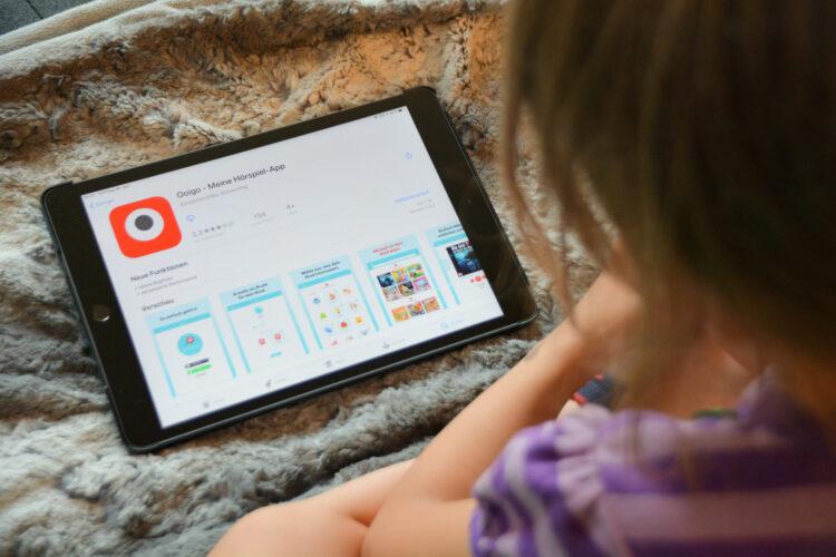 Ooigo - Die Hörspiel-App für Kids