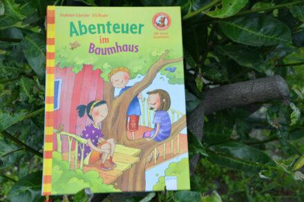 Der Bücherbär – Wir lesen zusammen: Abenteuer im Baumhaus