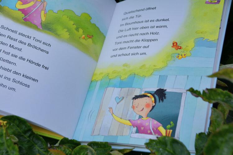 Kinderbuch Erstlesebuch Baumhaus